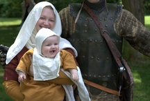 Medieval clothing children / Historical clothing: Middle Ages