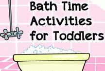 Toddler activities  / by Rachel Baysinger