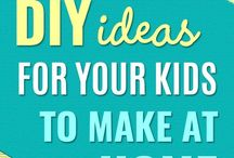 Creative Ideas for Children