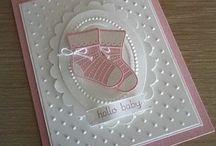 Tarjetas bebé