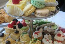 Tea party / Tea party ideas and recipes
