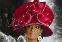Hats / I love hats. Too bad my big head is too big to wear them. :(