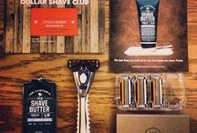 DSC | Reviews & Unboxing / How much do Dollar Shave Club members love being in the Club? So much that they take photos of their monthly boxes and write reviews.