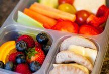 Healthy Snacks / by Shirley Raile
