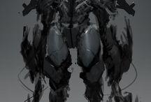 機械_角色