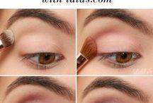 Οδηγίες μακιγιάζ για τα μάτια