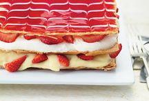 barre dessert