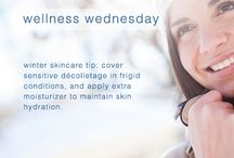 Wellness Wednesday / Luzern Laboratories Presents: Wellness Wednesday - tips for skin, health, and well being.