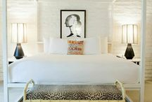 Bedrooms / Bedroom interiors
