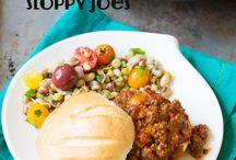 Sloppy Joes / Sloppy Joes!