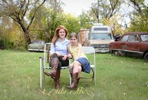 Mommy & Me {portraits taken by me of mothers with their children