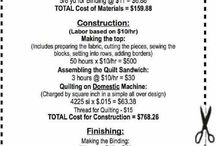 Why quilts cost so much