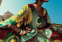 Ethnic prints / by Caroline Shaw Fashion Styling