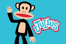All About Julius / by Paul Frank The Official Page
