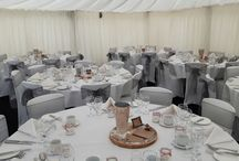 Cockliffe Country House / Chair covers for special events