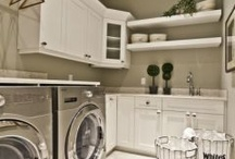 Laundry room obsession / by Chelsie Hansen