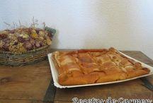 Recetas empanadas y quiches / by Carmen Maria Belizon