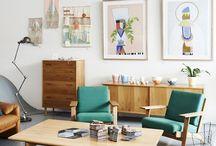 interriors: living room