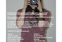 People Show 125: The Camera Show / This is the place to find all the material being used during the devising process of People Show 125: The Camera Show.