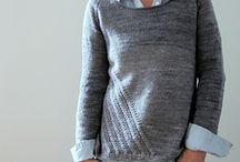 gensere og kofter