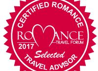 Romance Travel / As a recognized leader in the romance vacation market, I've been asked to be a part of the exclusive 2017 Romance Travel Forum! I was personally chosen out of hundreds of travel sellers to be among this select group of professionals to meet with providers on a global level representing the most romantic destinations, hotels, vacations & so much more! With these relations, & the personal service I can offer, this is why you should let me help to make your romantic vacation dreams a reality!