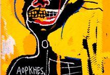 art JM Basquiat