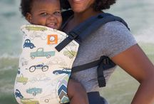 Soft Structured Baby Carriers