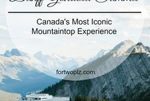 Canada / Canada Travel, travel around Canada, skiing and snowboarding in Canada, Canada travel tips