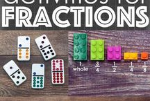 teaching fractions, decimals and percentages
