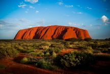 Australia / Australia is different, wild and beautiful. I hope to see more of it one day.