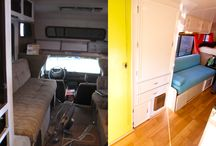 Some cool RV makeovers