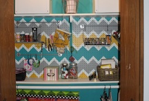 Craft Closet Ideas / So I can sort through them... when I'm done with my craft closet, it will be added here.
