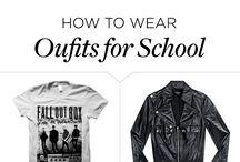 гранж одежда