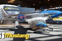 FK51 Mustang