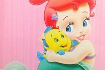 Disney Princess / Disney Animation Inspiration