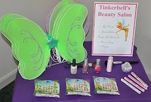 Tinkerbell party ideas x