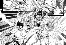 comic inspiration / by Marco Revolorio