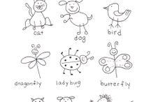 ako sa kreslia zvieratka