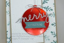 Stampin' Up! Holly Jolly Greetings