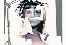 fashion photo montage