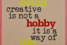 CREATIVITY AND ME