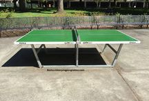 JOOLA City Outdoor ping pong table / outdoor ping pong table from JOOLA