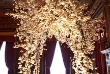 svatba oltář