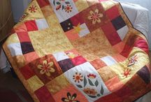 Self-made quilts