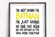 pokój Batmana