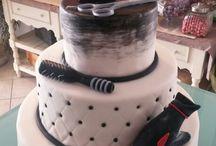 Cake parrucchiere