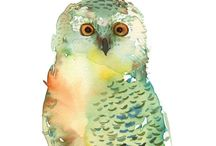All Things Owl Obsessed
