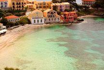 Greece / Najpiękniejsze miejsca w Grecji