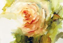 the magic of watercolour paintings