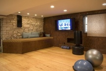 Dream Home : Finished Basement / by Mignon Derks